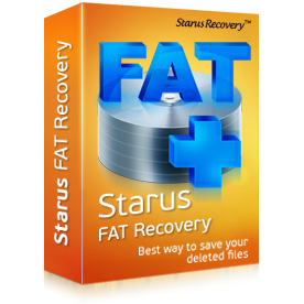 Starus FАT Recovery