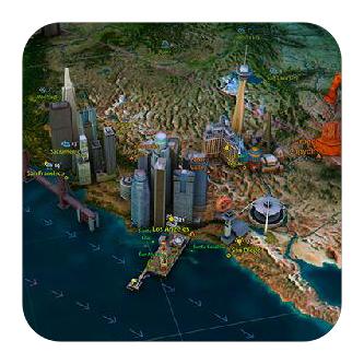 Earth 3D Screensaver